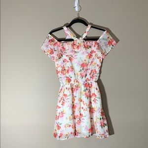 Abercrombie Kids Floral Dress. Lined. Size 13/14.